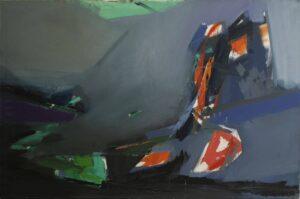 United - Anna Nosowicz Ruiz (2008), obraz olejny na płótnie