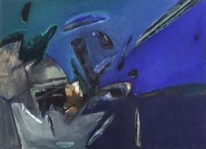 Chairs - Anna Nosowicz Ruiz (2006), obraz olejny na płótnie