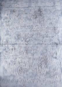 Czyż Jakub;Kompozycja 7; Postęp 1;akryl,węgiel,spray,płótno;140x100cm;2019