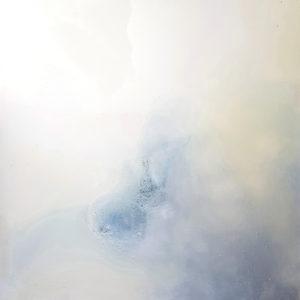 Shining Lights - Weronika Braun (2019), obraz olejny na płótnie