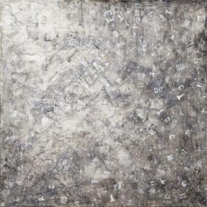 Teypeo 2VVXI - Viola Pryba Hadaś (2018), technika własna, akryl, płótno