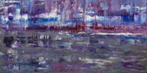 Obraz 051002 - Izabela Drzewiecka (2016), obraz akrylowy na płótnie