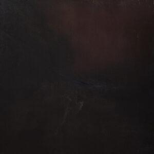 Lśnienie 17 - Weronika Braun (2020), olej, żywica, płótno