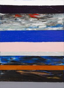 Mój Rothko - Paulina Ledzion (2020), obraz akrylowy na płótnie