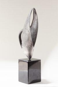 Nasionko - Aneta Śliwa (2013), aluminium, granit
