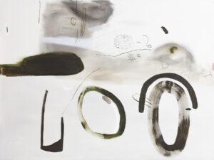 Nie wiem czy wiem - Daria Pyrchała (2019), obraz olejny na płótnie