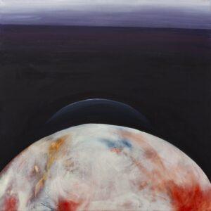 Singularity 1 - Aleksandra Tracz, obraz akrylowy na płótnie