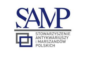 stowarzyszenie antykwariuszy i marszandów polskich - logo