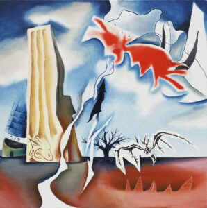 false doves and lines 1944/2021 (prudential) - Kacper woźny