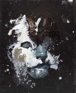 maska czy twarz s5 32 - Aleksandra Modzelewska - portret