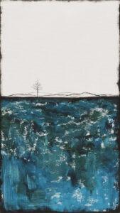 bez tytułu - Sylwia Jóźwiak - minimalistyczny pejzaż
