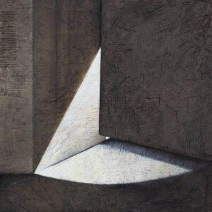 na krawędzi światła 408 - ewa zawadzka - architektura, światło, cień, wyraźna faktura obrazu