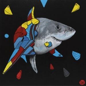 nigdy się nie zatrzymuj - Dominika radomska - rekin
