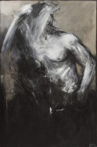 figure 32 - Karolina dadura - męski akt