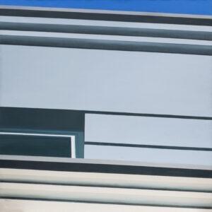 znaki 20 - marta sieciarz - architektura, geometryczne linie