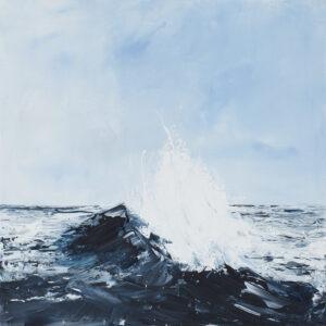 Energy - yuliya stratovich - pejzaż morski, fala