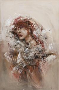 sugestia - Żaneta chłostowska-szwaczka - portret kobiety