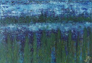 niezapomniana podróż - Izabela Drzewiecka - abstrakcja