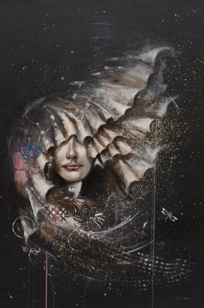ekspresje - Żaneta chłostowska-szwaczka - portret