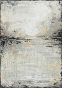 brzegi 5 - Anna magier - pejzaż, abstrakcja