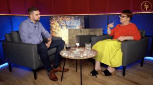 Rozmowa Agnieszki Gniotek i Jacka Jakubiuka w Finansowym Preppersie