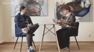 Wojciech Kurzyk w rozmowie z Agnieszką Gniotek
