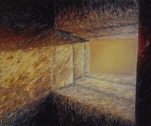 Ekspansja II z cyklu Intymność światła - Magdalena Barczyk Kurus - architektura, światło